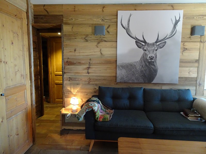 Le Chalet Le Christiania, vacation rental in Montvalezan