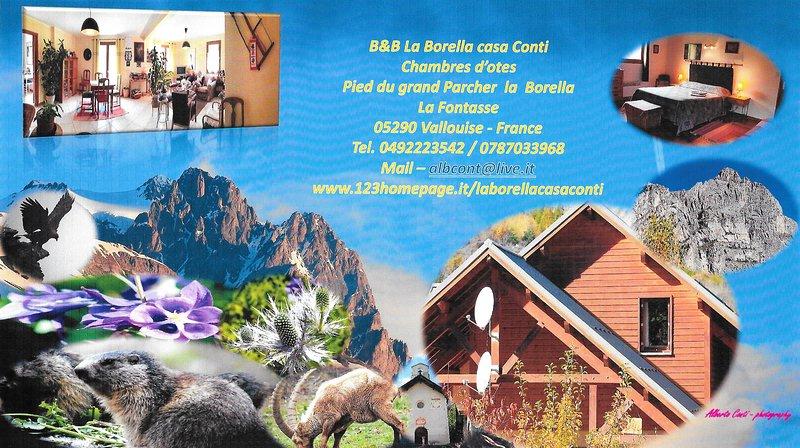 B & B La Borella house Conti