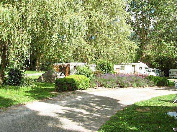 Camping Le Vivier, holiday rental in Monistrol-d'Allier