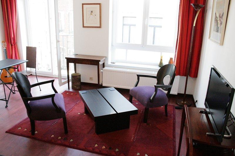 Le Quatorze, vacation rental in Brussels