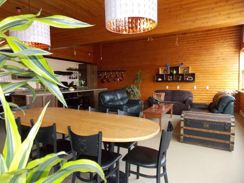 rivershack, holiday rental in Badger