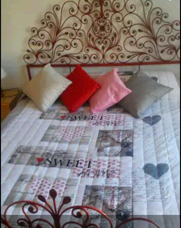 habitación doble con posibilidad de cama adicional