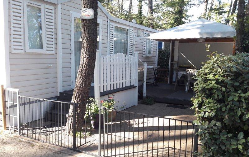 location appartement Saint-Jean-de-Monts Mobil-home Saint