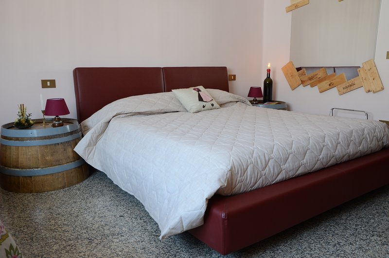 Berici Bed Breakfast - Countryside Double Room, Ferienwohnung in Mossano