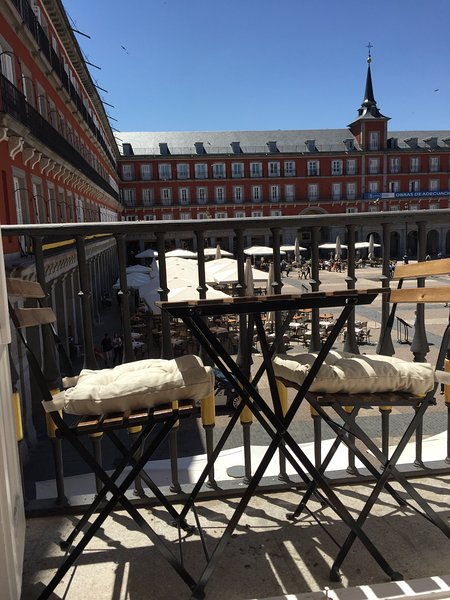 PLAZA MAYOR DELUXE MADRID, vacation rental in Madrid