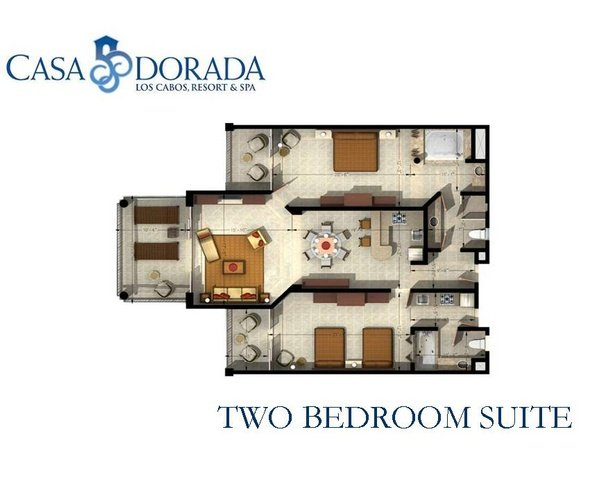 1539 sq. ft. living space + 371 sq.ft. terrace space