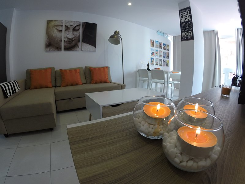 MODERN & NEW BENALMADENA APT.306 BENALOFTS, vacation rental in Arroyo de la Miel
