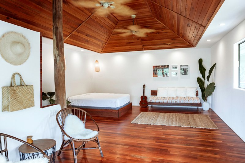 Lo'i Bed & Breakfast - Valley Room, alquiler de vacaciones en Hilo