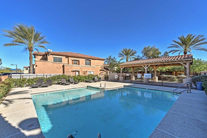 Avoir l'ultime évasion Arizona à ce condo ensoleillé location de vacances Scottsdale!
