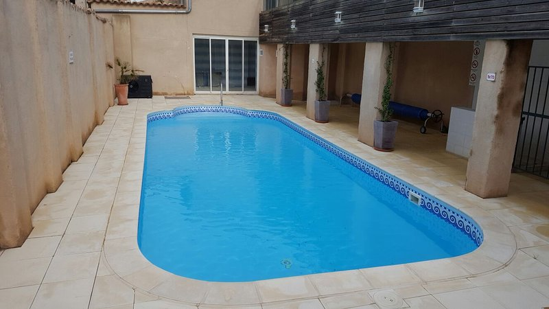 Beautiful 2-Bed Apartment, vacation rental in Puicheric
