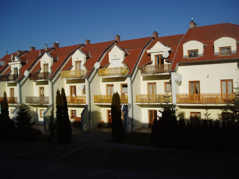 Heil und Erlebnisbad in Zalakaros / Apartment Irisz- Erholung pur für alle...... – semesterbostad i Zala County
