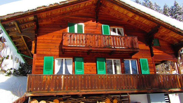 Chalet Oben Hegen, Grindelwald, vacation rental in Bernese Oberland