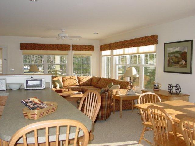 Smuggler's Notch Resort - Tamarack 3 Bedroom Deluxe, holiday rental in Waterville