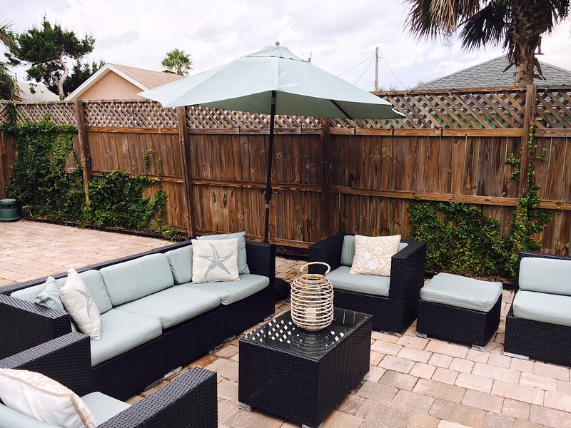 Private Bungalow, best part of the beach, holiday rental in Saint Augustine Beach