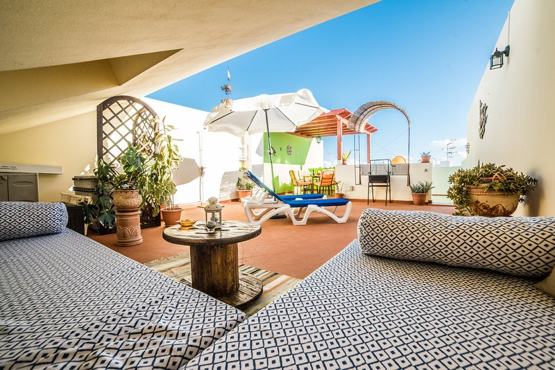 Terraza 'chill out'