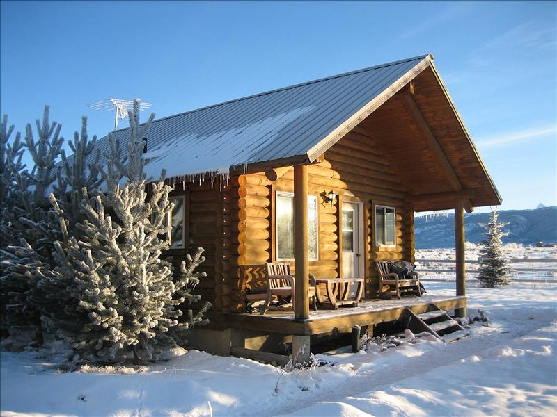 Darby Cabin Driggs Teton County, vacation rental in Driggs