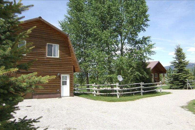 Pet Friendly Darby Barn in Teton Valley, vacation rental in Driggs