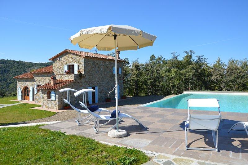Podere Ortaglia di Sopra, holiday rental in Castiglion Fiorentino