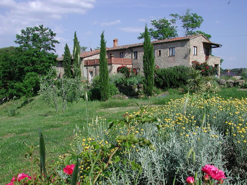 PIETRALTA - APPARTAMENTO ACERO -, vacation rental in Gambassi Terme