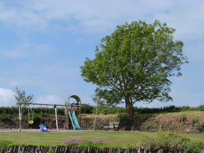 Playpark at North hill