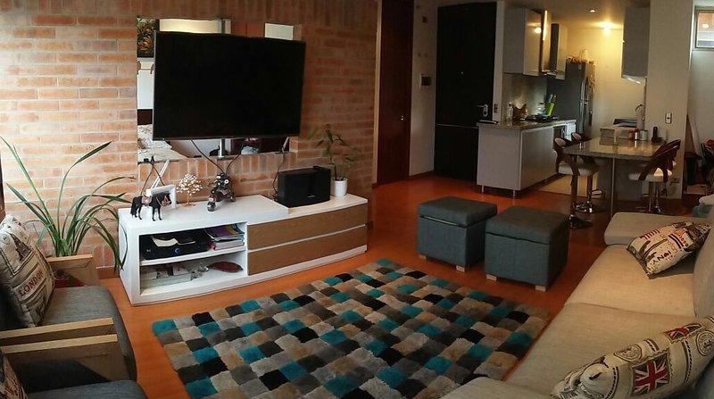 Apartment for rent, location de vacances à La Calera