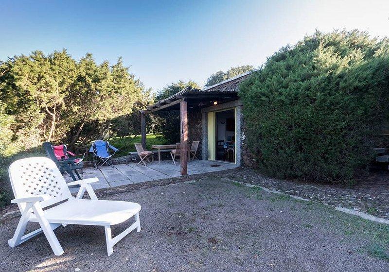 Sardegna del sud  Villa romantica e tranquilla, location de vacances à Isola di Sant Antioco