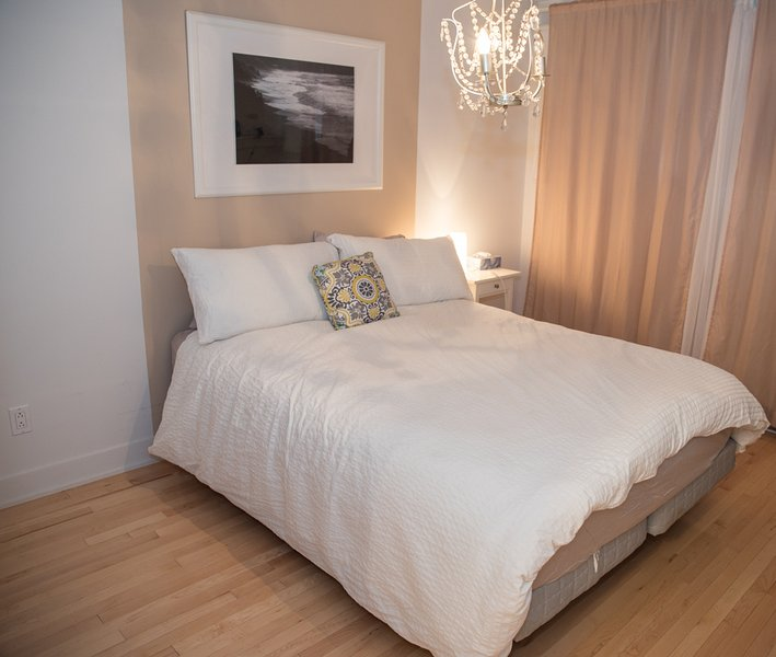 Cozy apartment Downtown and Old Montreal, vacation rental in Montreal