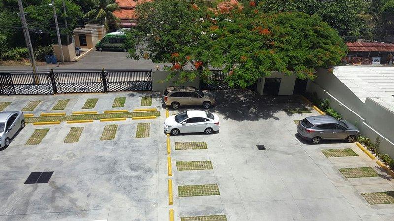 estacionamento fechado