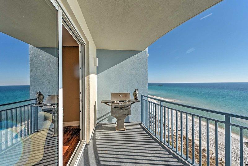 Create special memories at this Panama City Beach vacation rental condo!