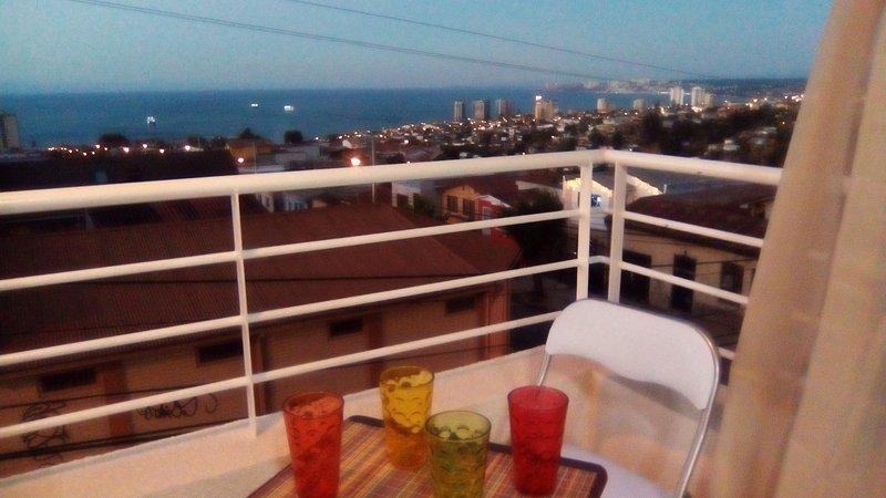 Apartamento Valparaíso Placeres, alquiler de vacaciones en Valparaiso