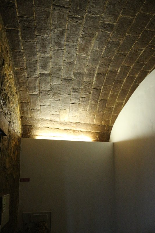 old ceiling