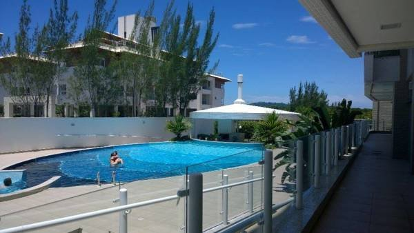 PRAIA E PISCINA apto. 103 (02 dormitórios), Ferienwohnung in Campeche