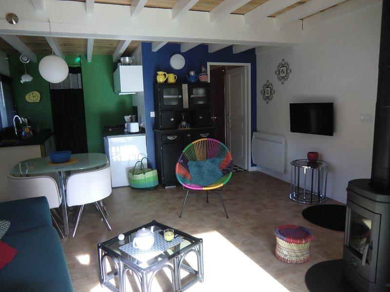 GITE A LA MONTAGNE, holiday rental in Aucun