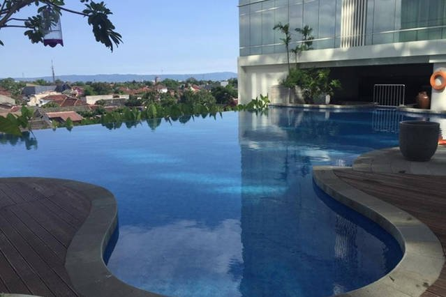 Manggar 3 - Mount View Apartment, holiday rental in Pakem