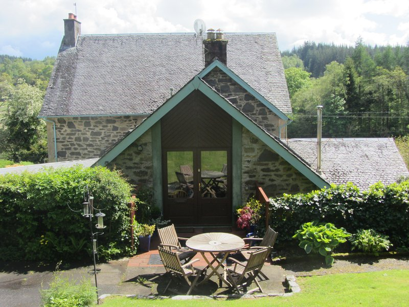 The Hayloft, Aberfoyle, Loch Lomond and Trossachs National Park, holiday rental in Loch Lomond and The Trossachs National Park