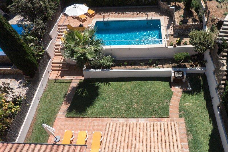 Casa en entorno privilegiado, aluguéis de temporada em Cala San Vincente