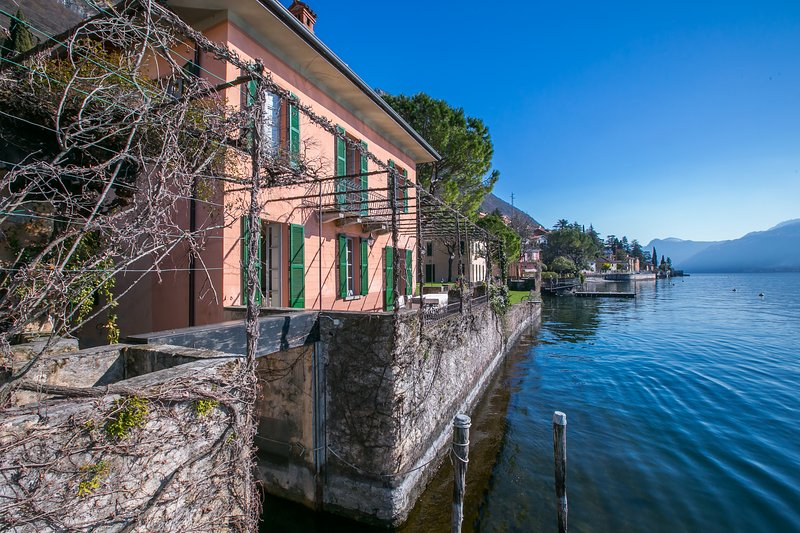 Villa Capuana, alquiler de vacaciones en Varenna