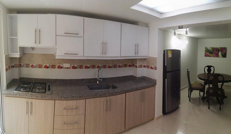 Apartamento amoblado, holiday rental in Ulloa