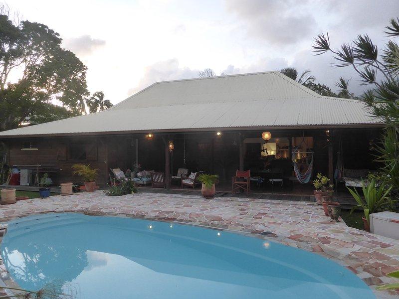 Caribbean Ashanti Lodge, location de vacances à Guadeloupe