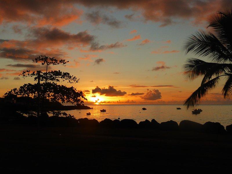 Sunset Malendure
