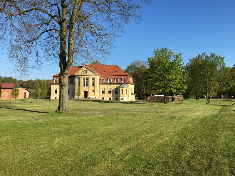 Schloss Grabow, holiday rental in Neustadt (Dosse)
