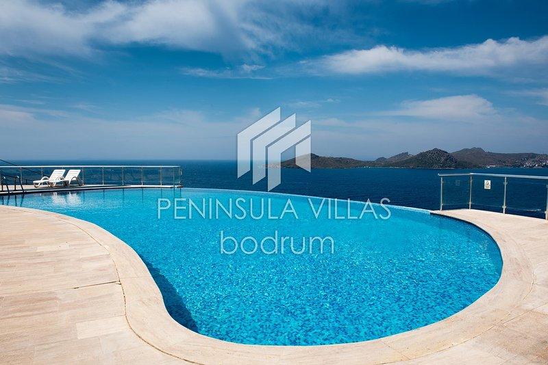 Aegean Infinity Villa, vacation rental in Yalikavak