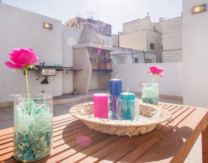 Buenos Aires - Light Blue Terrace - Terrace