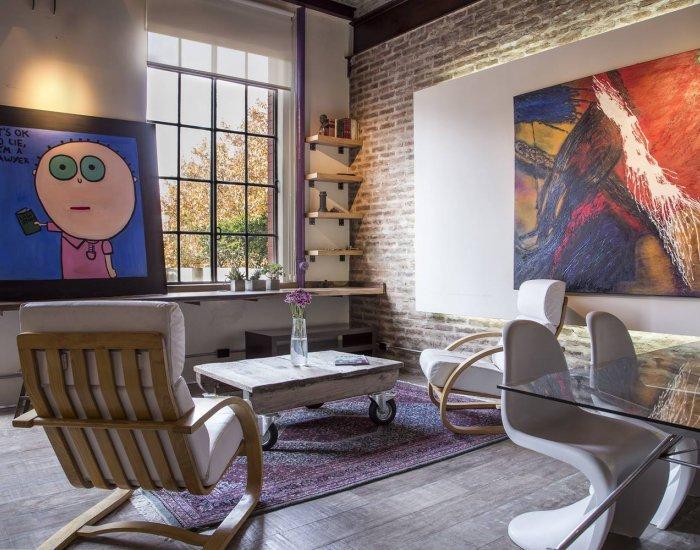 Buenos Aires - Silos Loft - Living Room