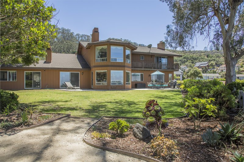 Largest Ocean View on the Central Coast, holiday rental in Baywood Park