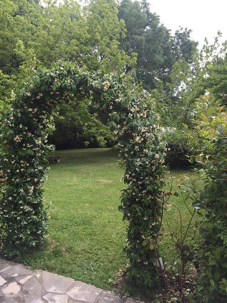 Bem-vindo ao jardim!