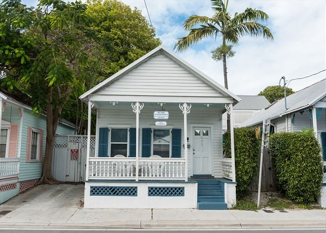 Registered historic Key West home in the heart of downtown off Duval St