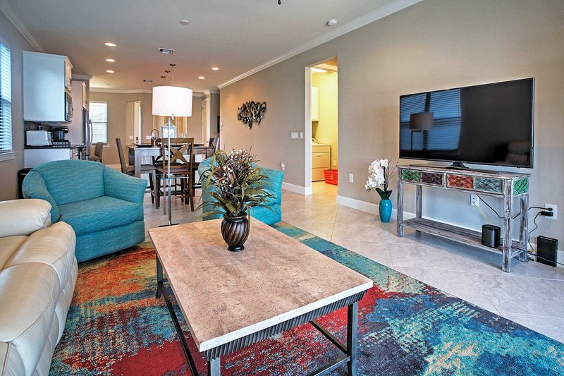 Enjoy an extended stay at this Estero vacation rental house.