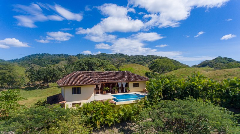 Ocean View Villa, Nosara. Breathtaking ocean view, holiday rental in Nosara