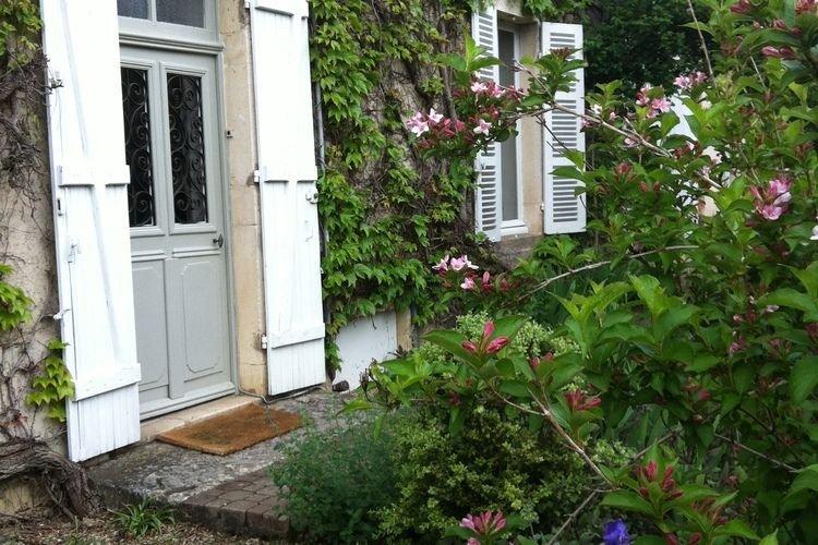 Front Door to Guest House
